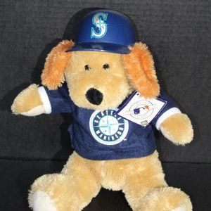 MLB Seattle Mariners NWT Plush